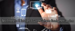 Best Enterprise IT Solutions & Custom Software Development Services