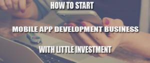 Mobile App Development Business