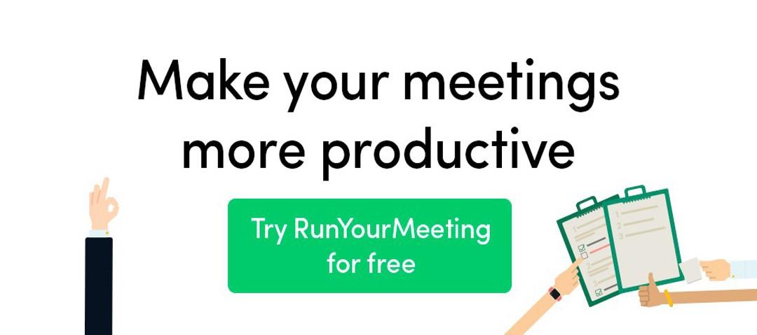 RunYourMeeting