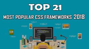 Popular CSS Frameworks