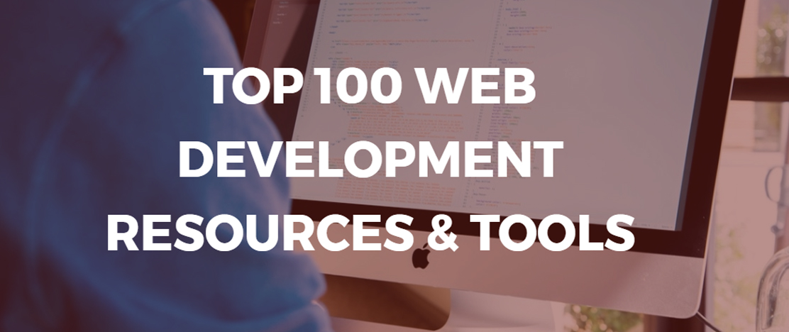 100 Best Web Development Tools in 2018 to Boost Productivity