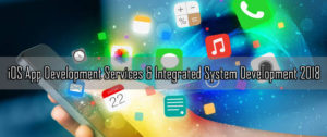 iOS App Development Services & Integrated System Development 2018