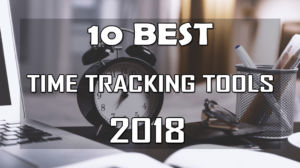 Time Tracking Tools 2018