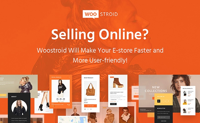 Premium Multipurpose WooCommerce Theme