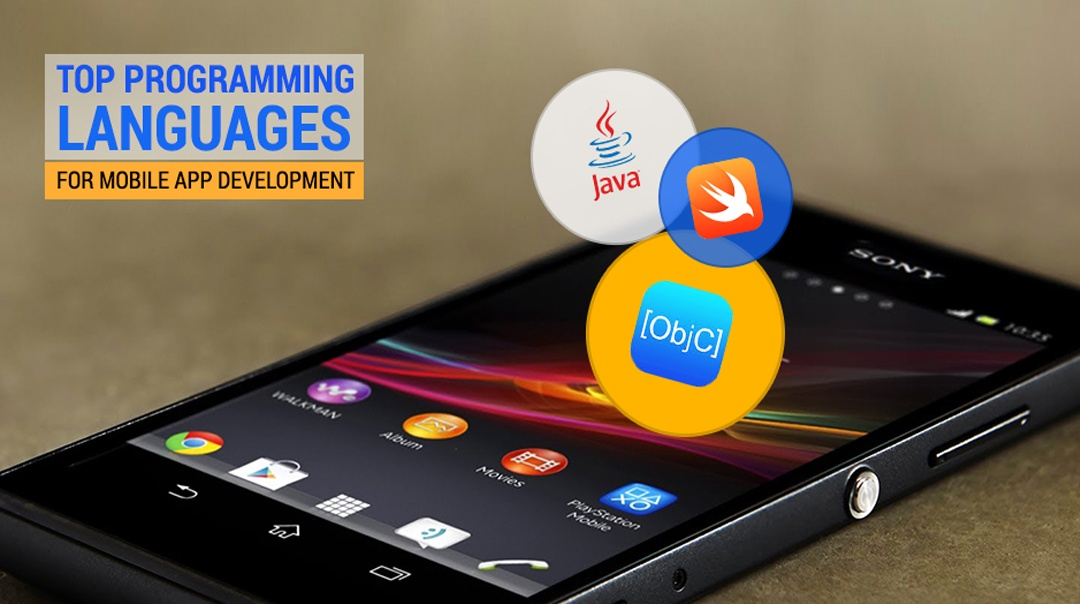 Programming Languages for Mobile App Development 2018