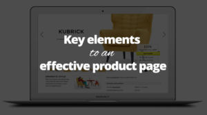 Effective E-commerce Product Page