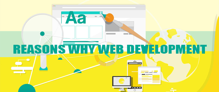 Why Web Development Is So Important In Business Success