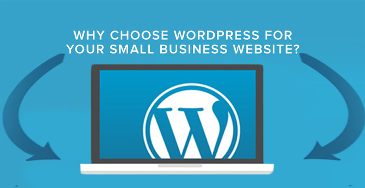 Reasons Why You Should Choose WordPress for Your Small Business Website