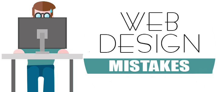 Web Design Mistakes 2018