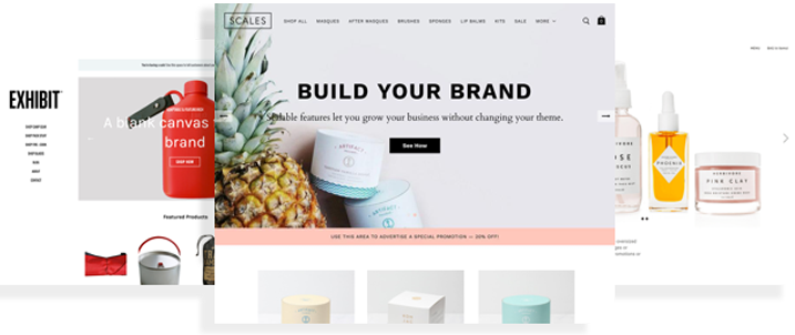 Modern Website Design for Small Business