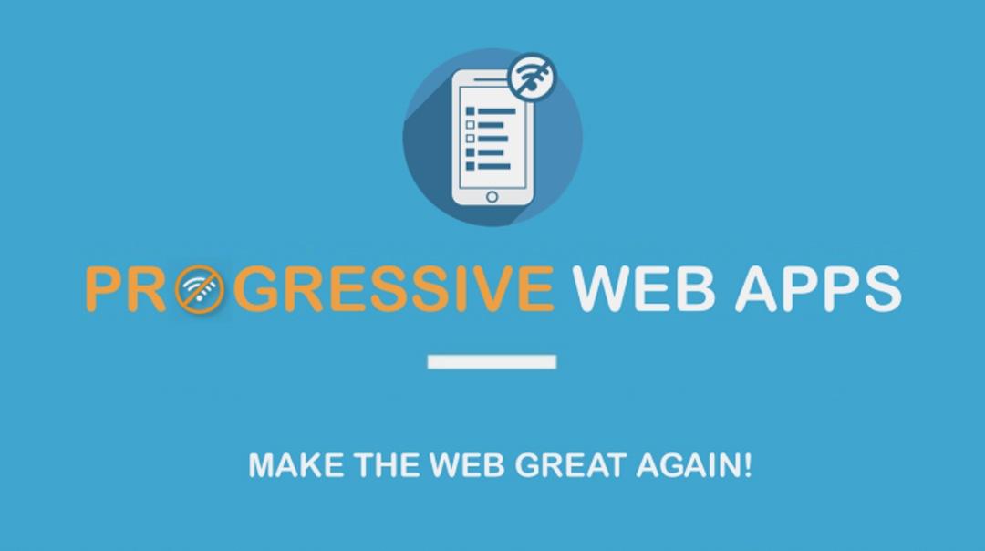 Progressive Web Apps, Native Apps or Progressive